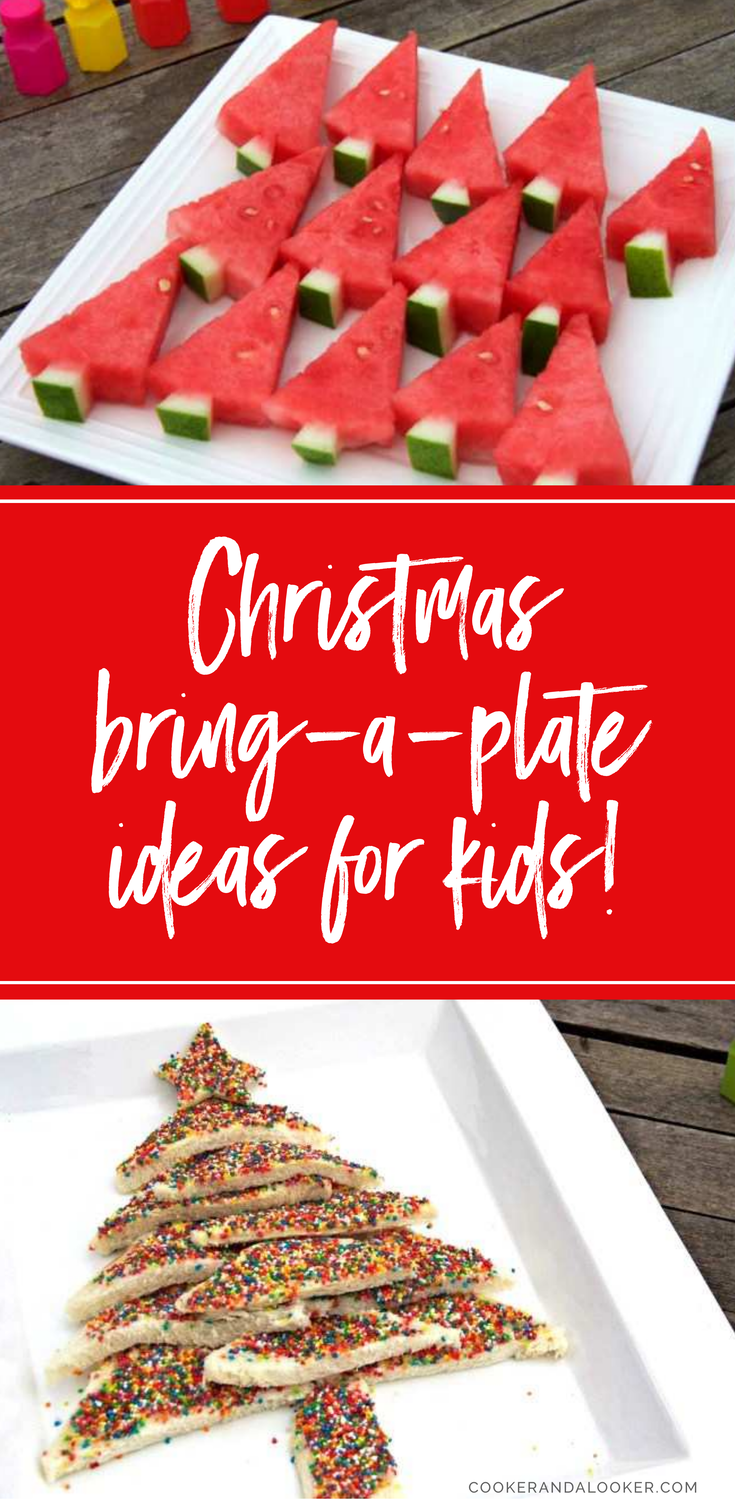 Ideas For Kids Christmas Parties Part - 27: Three Simple Bring-a-plate Ideas For Kidsu0027 Christmas Parties!