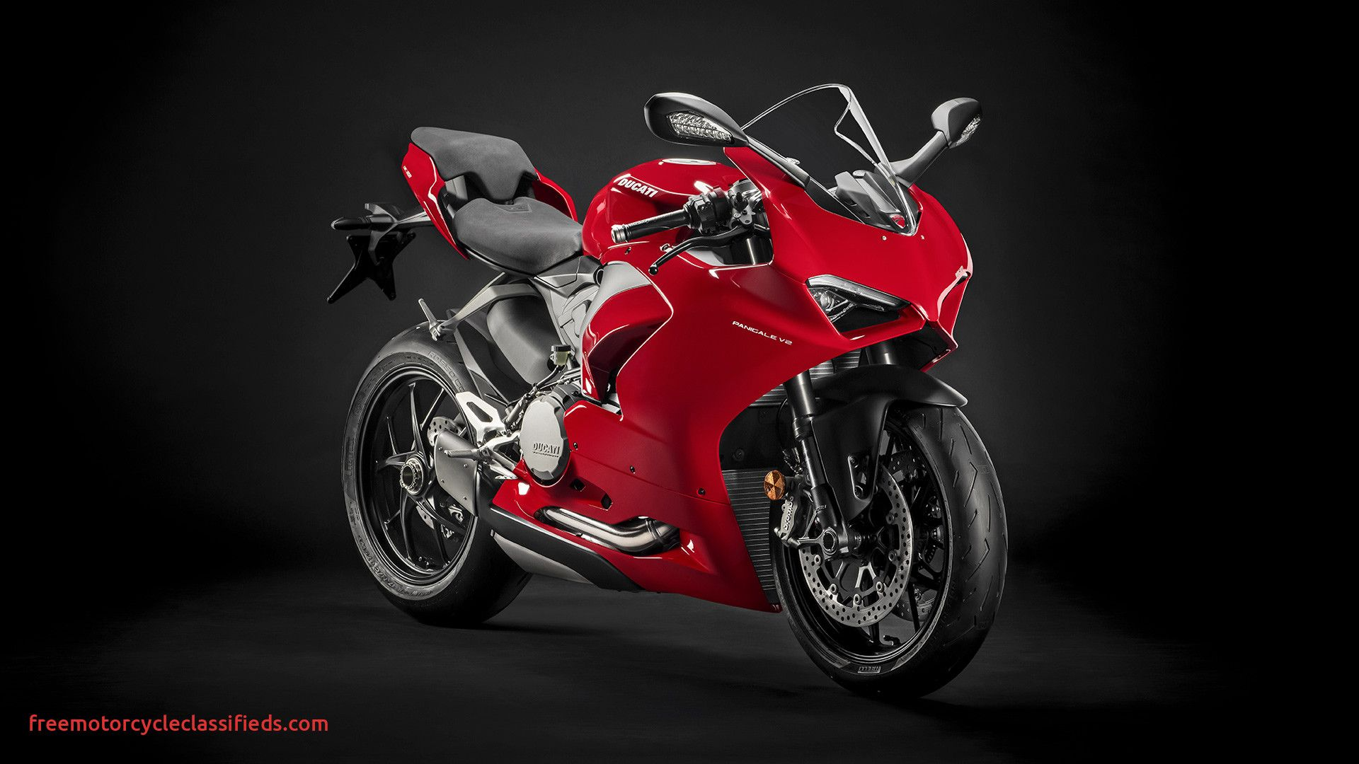 Beautiful 2020 Ducati Panigale V2
