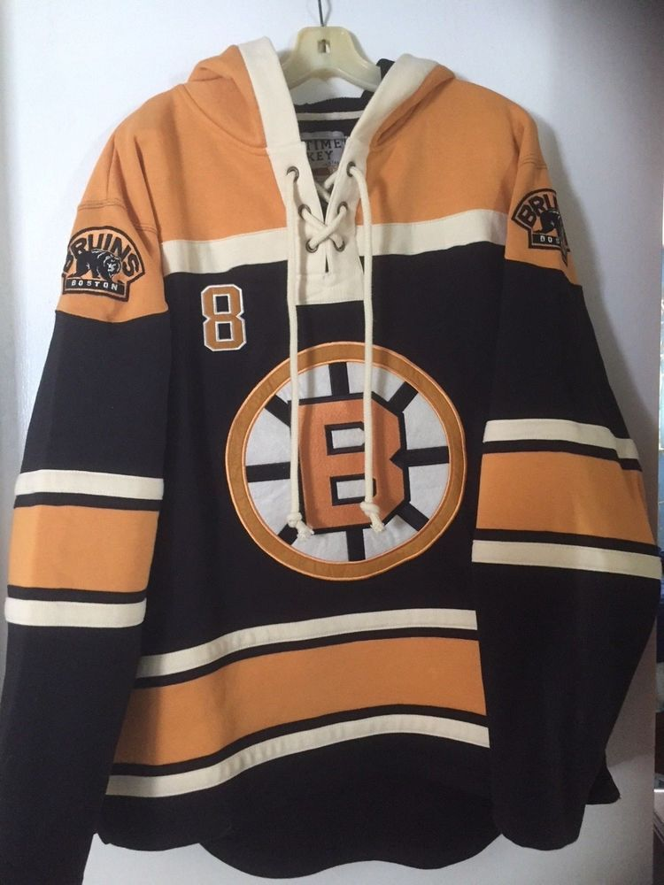 Old Time Hockey Cam Neely Hoodie Pullover size Medium  OldTimeHockey   BostonBruins b18126a5122