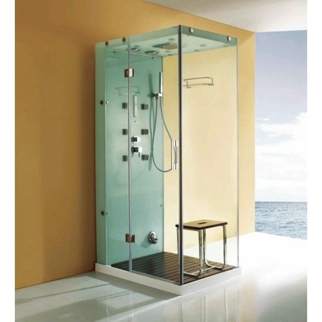 Juno Super Luxury All In One Steam Shower Room Shower Room