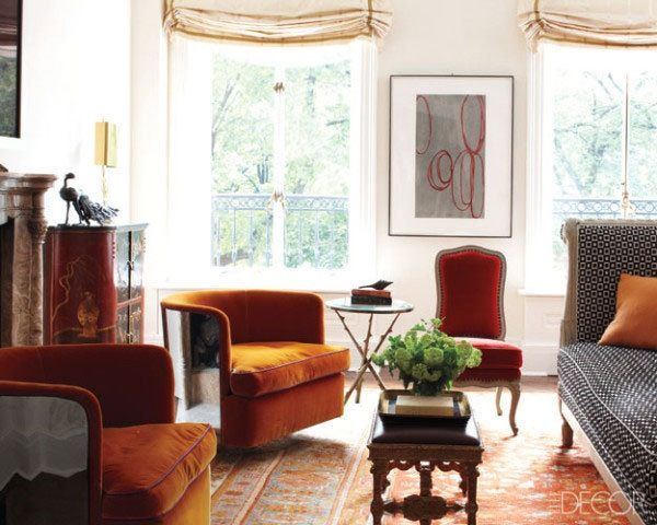 Eclectic decor mixing old and new styles apartment therapy