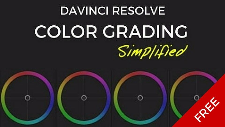 This free DaVinci Resolve training will get you started