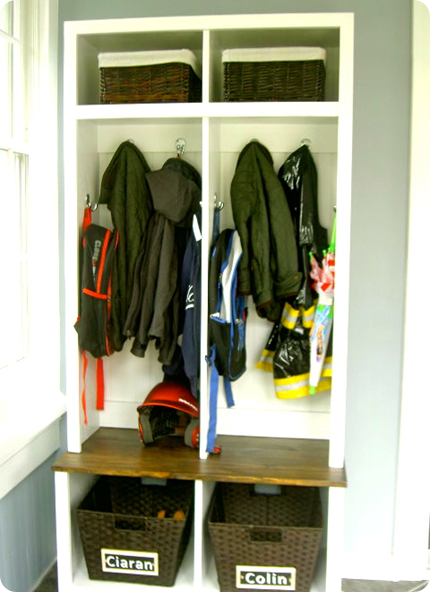 High Quality White Entryway Storage Units Josh And Main