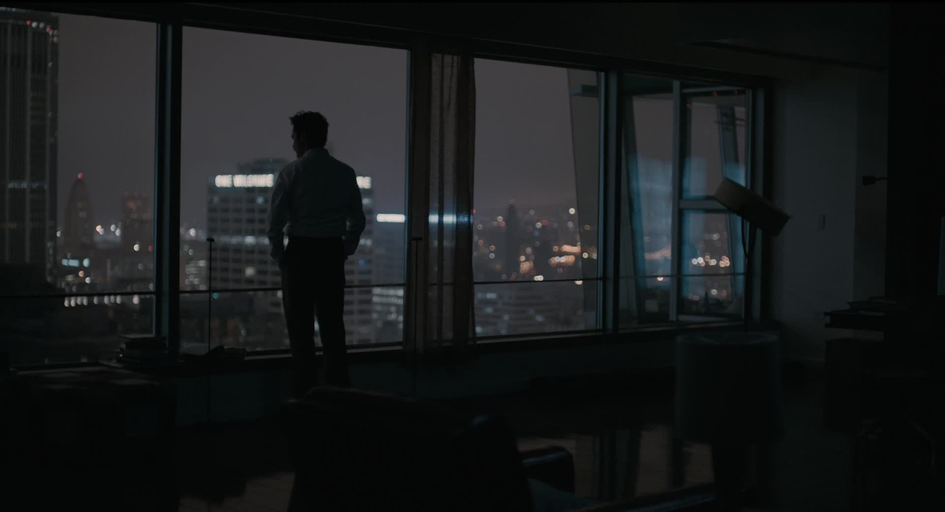Bedroom at night time - Her Night Lighting Reference Spike Jonze Hoyte Van Hoytema
