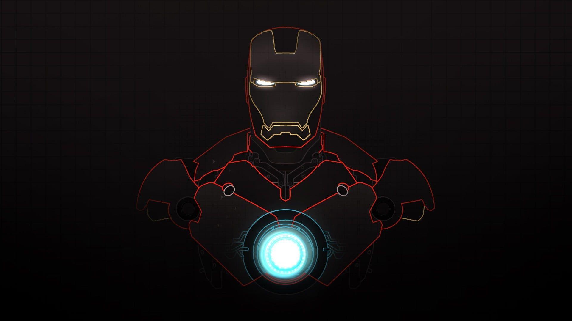 Wallpaper Marvel Iron Man Digital Wallpaper Iron Man Dark Background In 2020 Iron Man Wallpaper Man Wallpaper Iron Man Hd Wallpaper