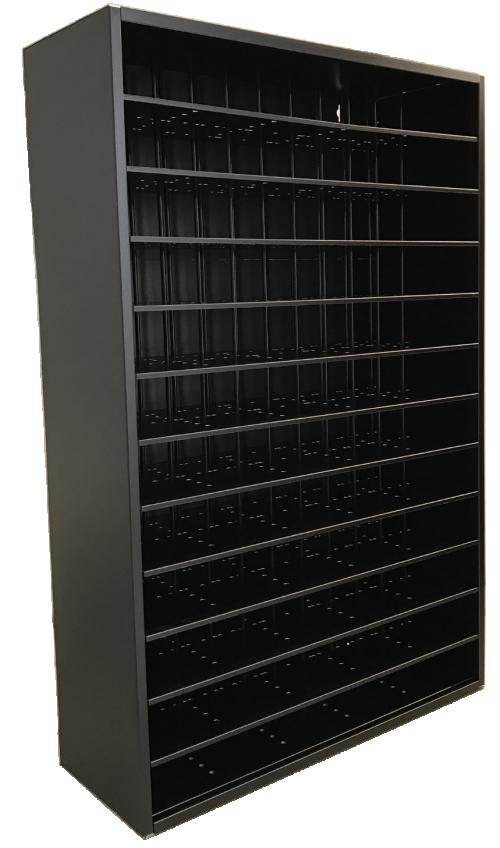 1 Hair Color Storage Rack Organizer
