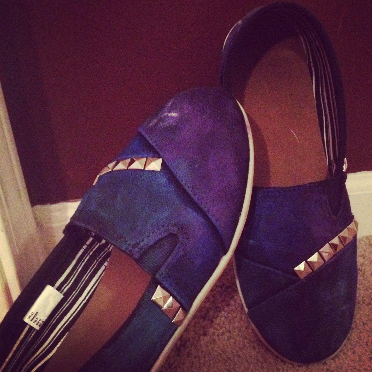 Galaxy shoes I made