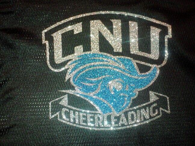 This jersey is for the CNU cheerleaders.   Cheerleading ...
