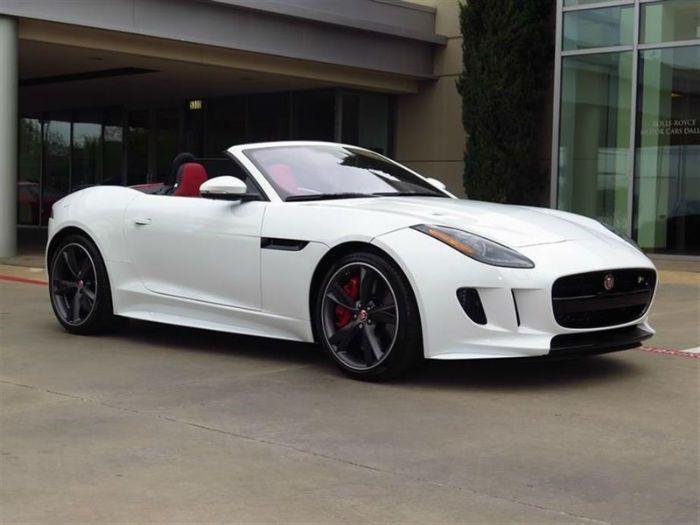 2017 Jaguar F Type Convertible Best Luxury
