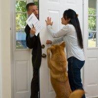 Scam Alert - Door-to-Door Man Selling Magazines and asking for money upfront.