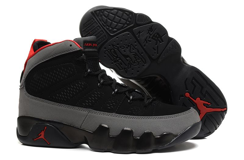 ef8fc984edde Find Air Jordans 9 Retro Charcoal Black Charcoal Red Online Lastest online  or in Footlocker. Shop Top Brands and the latest styles Air Jordans 9 Retro  ...