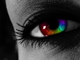 rainbow contacts