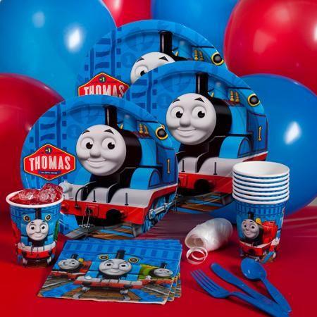 Thomas The Tank Engine Basic Kit N Kaboodle Walmart Com Thomas The Train Birthday Party Trains Birthday Party Thomas The Tank Engine