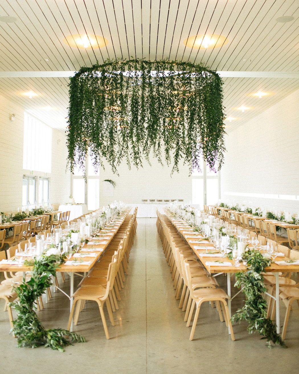 Cheap Wedding Reception Venue Ideas: Hanging Décor Ideas Guaranteed To Elevate Your Wedding