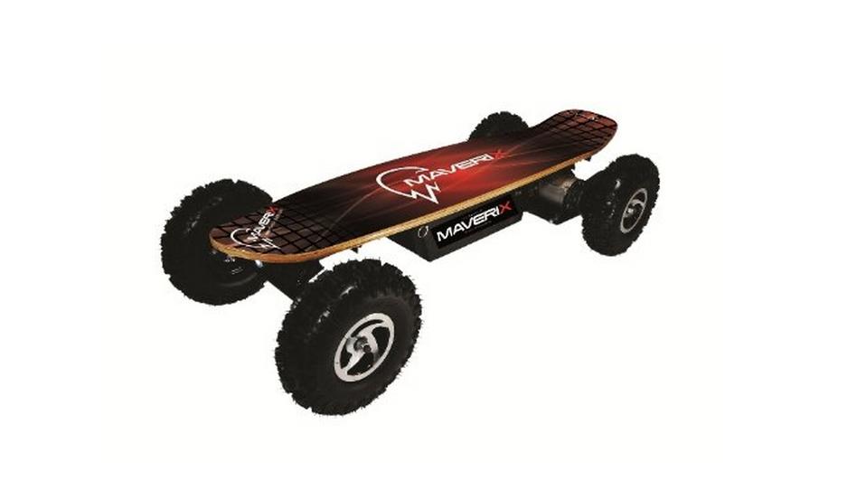 Maverix Borderx 800w Electric Skateboard