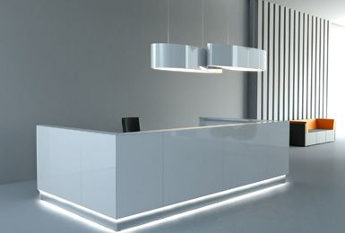 Reception Counter 4 Octopus Interiors Office Furniture London