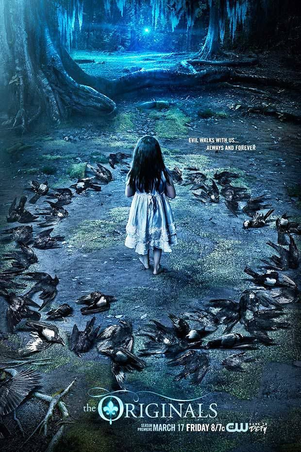 The Originals Season 4 Poster Sets Hope On A Dark Dangerous Path