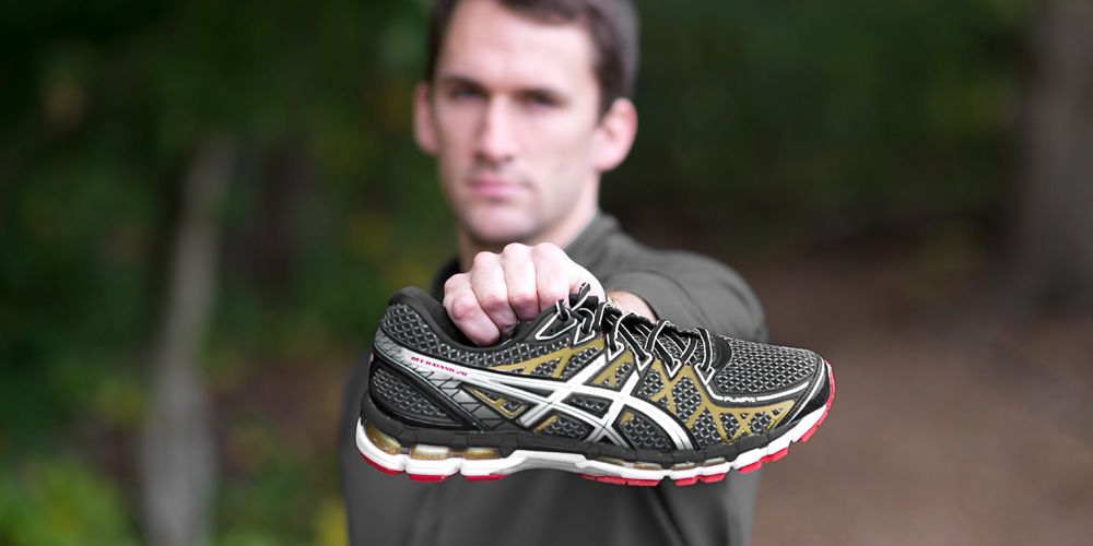cheaper 43a89 ed141 WATCH  ASICS GEL-Kayano 20 Running Shoe Review by Greg Jubb