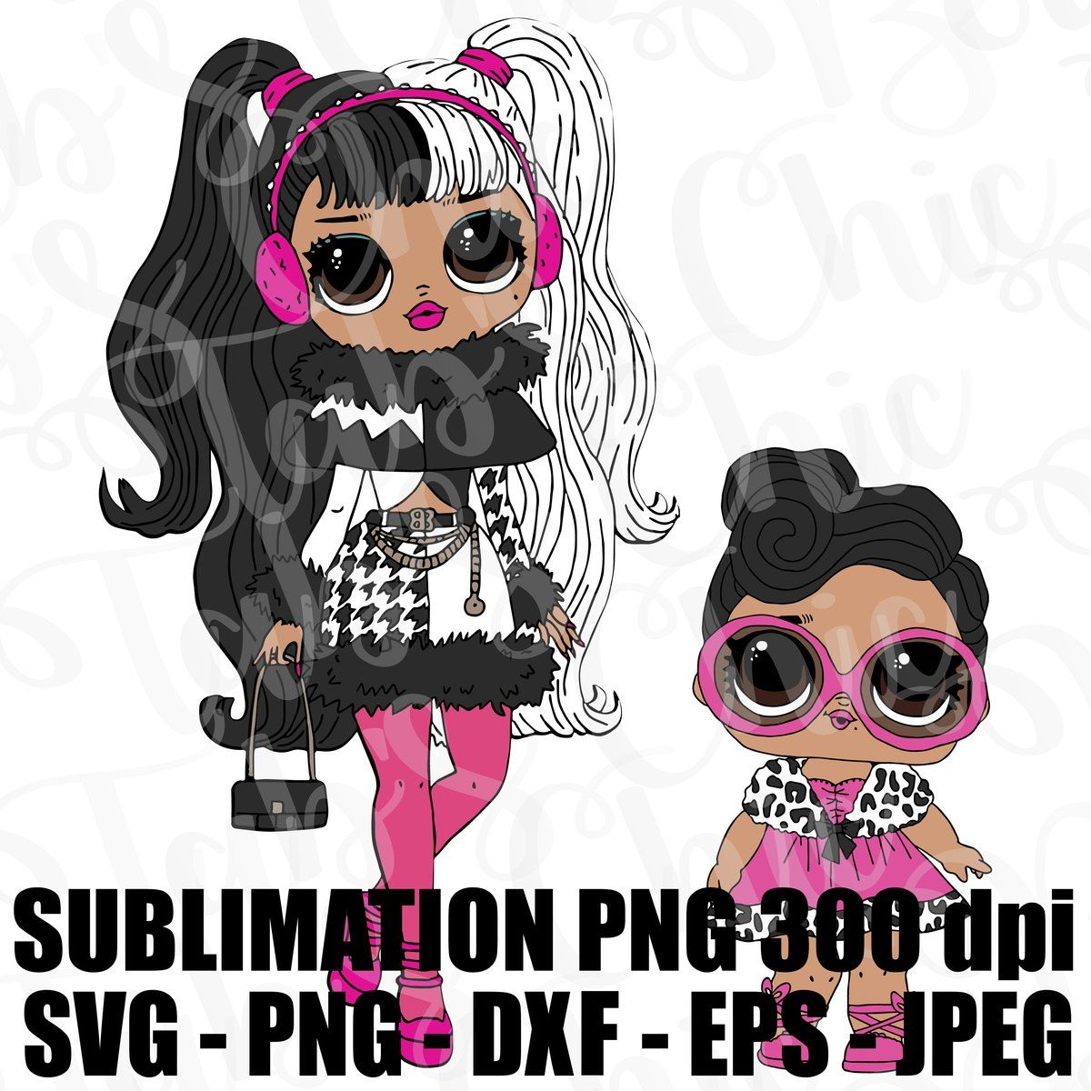 46+ Lol doll face clipart information