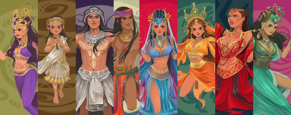 Philippine gods and goddesses