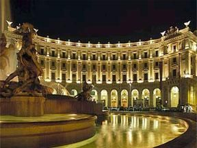 The Boscolo Excedra Hotel In Rome Spent First Night Of Our Honeymoon Here