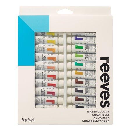 Reeves Watercolor Set 24 Colors Paint Set Gouache Paint Set