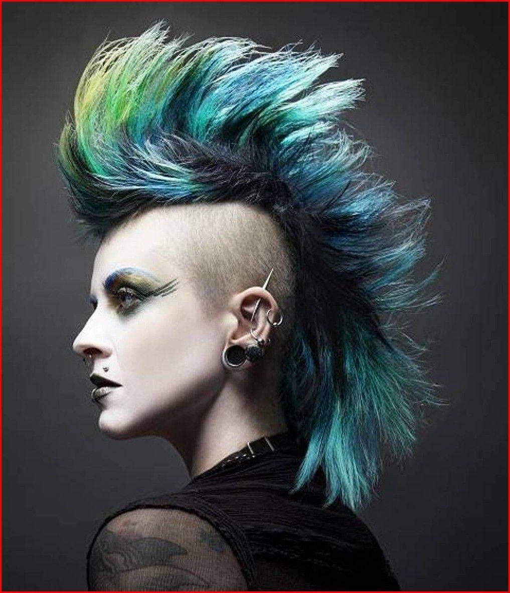 Exquisito peinados de rock Colección De Cortes De Pelo Consejos - Punk Corte De Pelo Rockero Hombre - Peinados