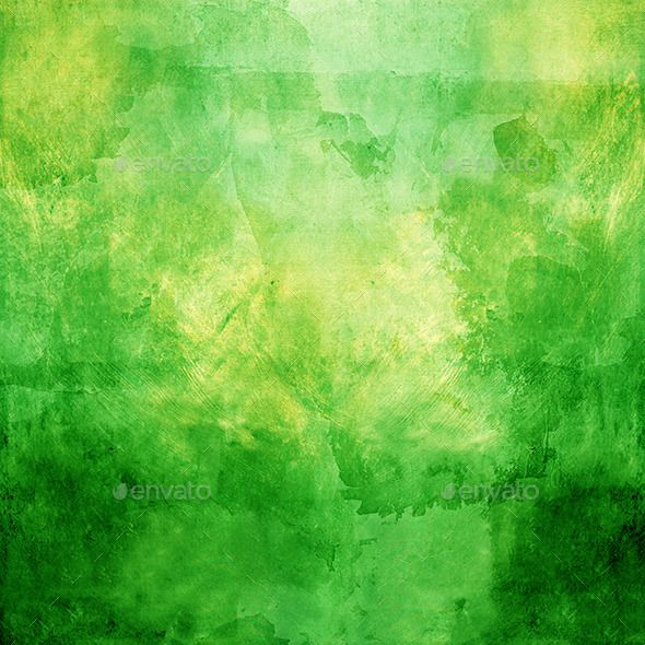 Abstract Green Background Poster Background Design Green