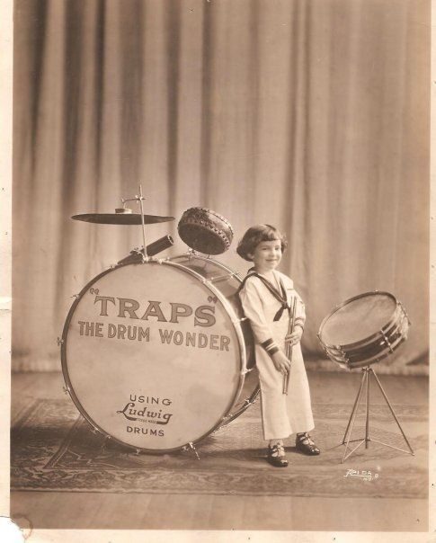 A young Buddy Rich- VERY RARE FAMILY PHOTOGRAPH OF THE WORLD