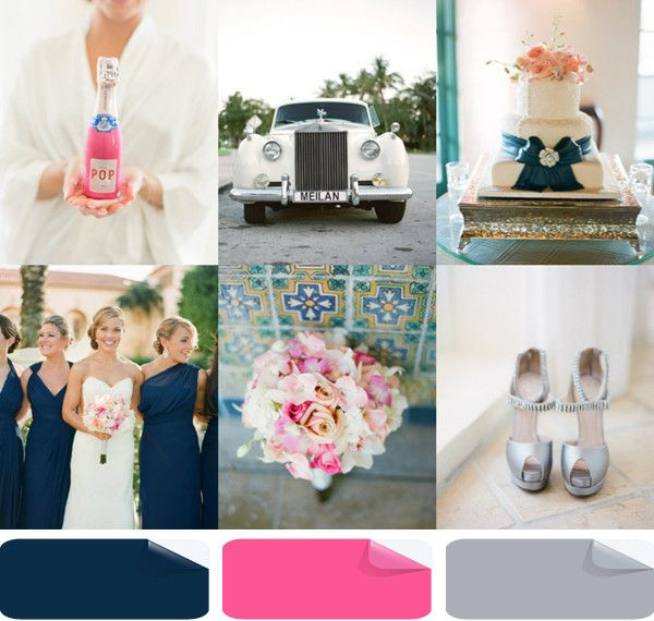 Latest Wedding Color Trends Blue Ideas And Invitations