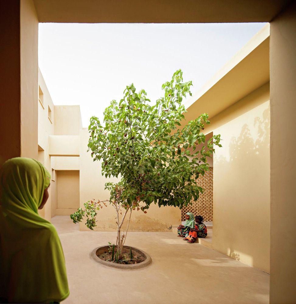 SOS Children's Village In Djibouti / Urko Sanchez Architects © Javier Callejas