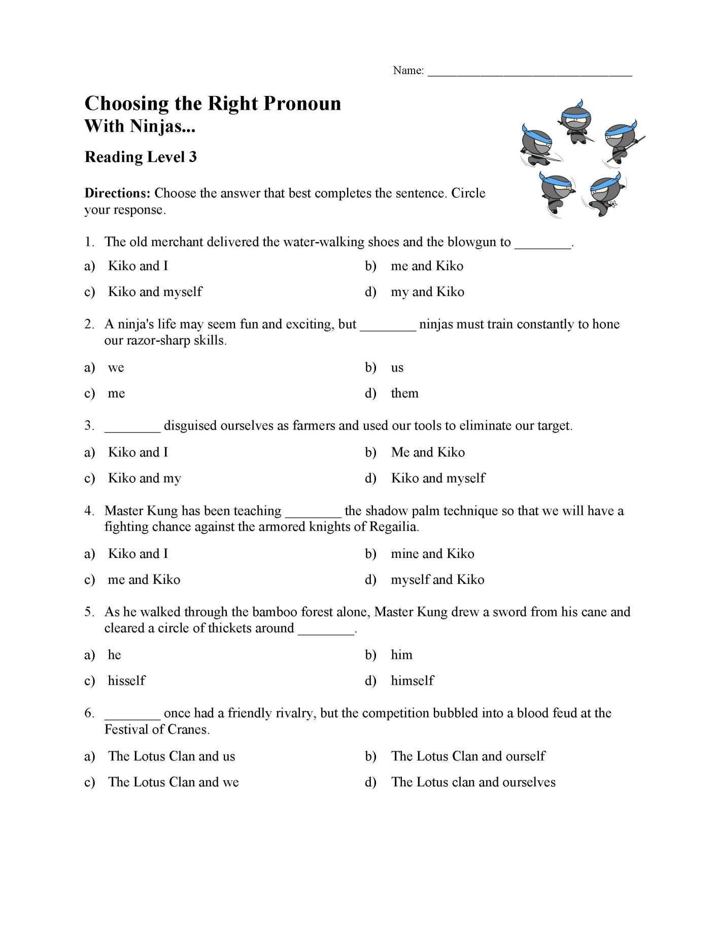 Pin On Reading Worksheet
