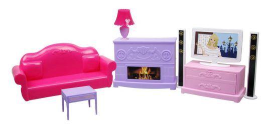Besstoy Modepuppen - Wohnzimmer günstig online kaufen MIFUSde