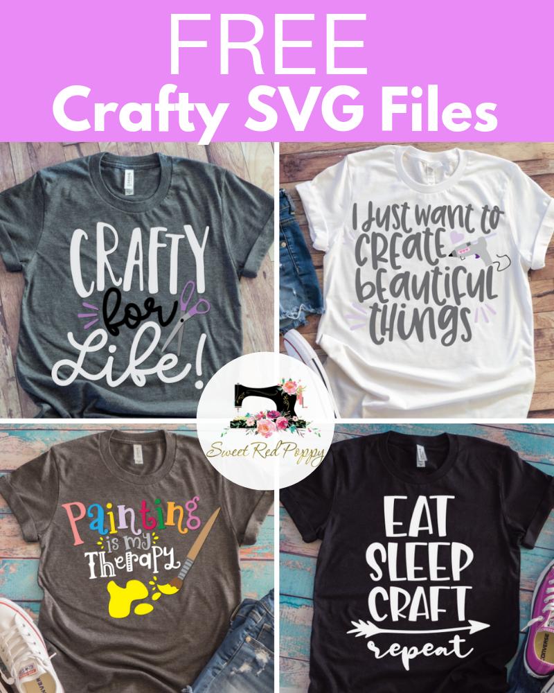 FREE Crafty SVG Files Crafty, Easy crafts to make