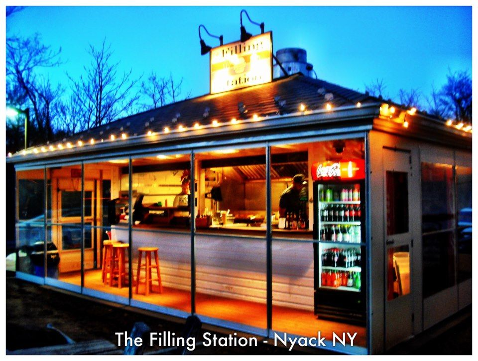 The Filling Station Nyack Ny Nyack Filling Station Best Places To Travel