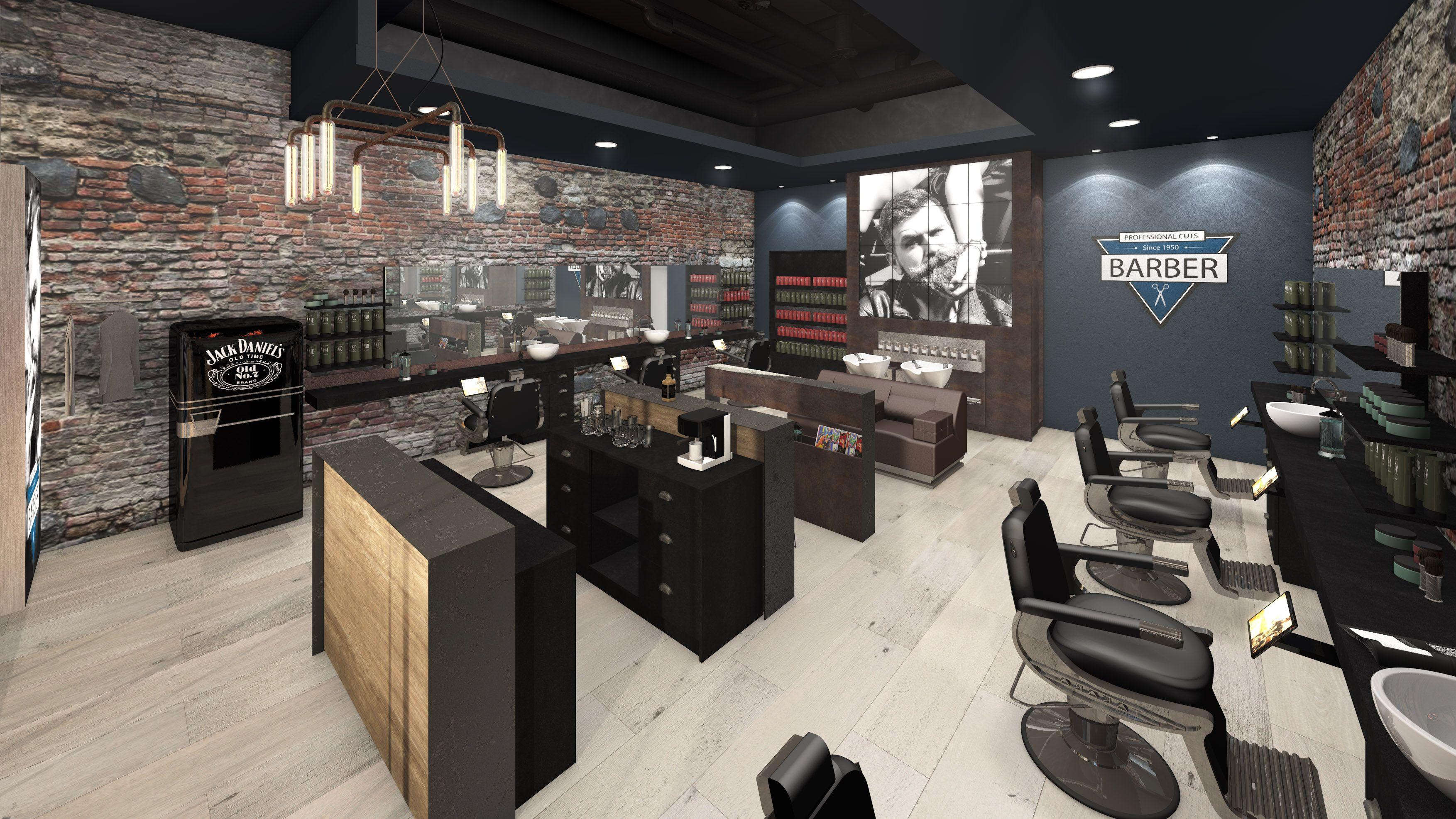 IDEA ONE in 2019 | Einrichtungstipps, Friseureinrichtung und ...