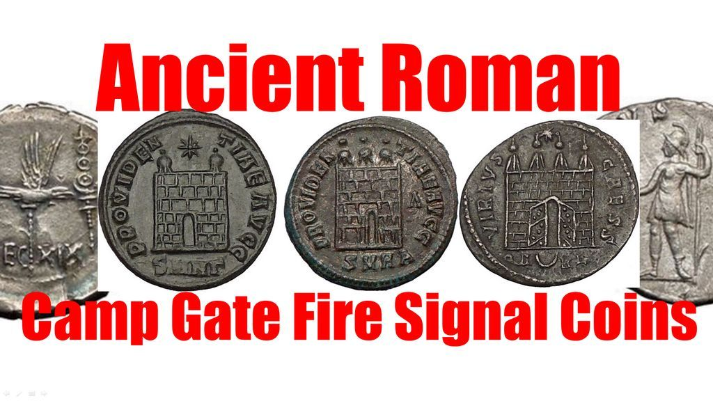 Ancient Romans Devised A Complex Fire Signal Beacon Symbol On Their