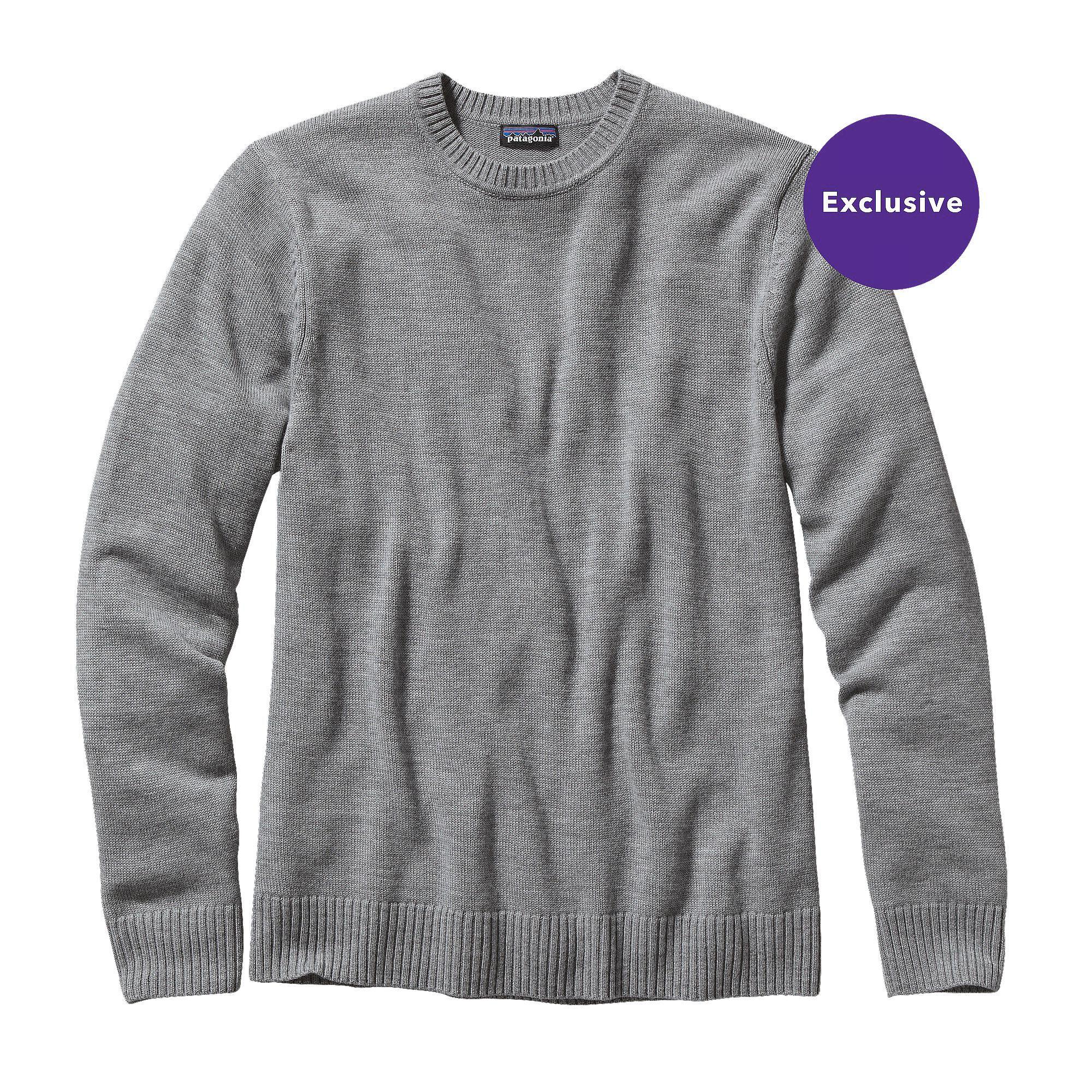 Men's Outdoor Jackets & Vests by Patagonia. Mens PulloverPatagoniaMerino  WoolFeatherCrewneck SweatersOutdoorsMen's ...