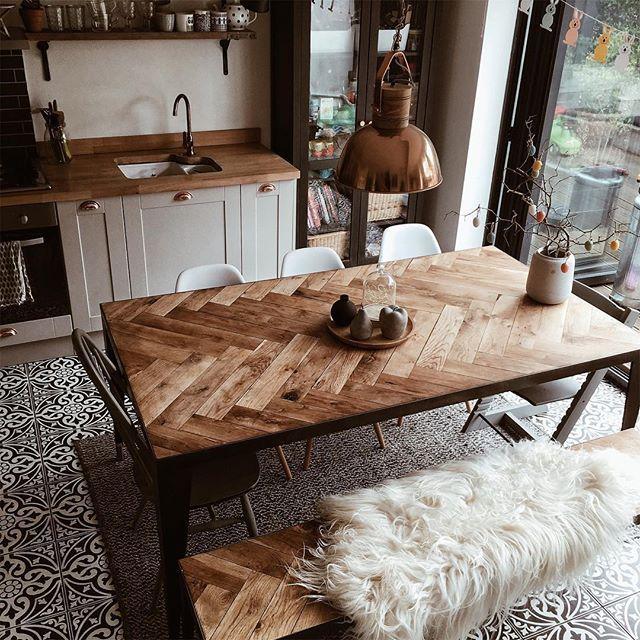 Instagram analytics handmade table interiors and hygge - Hygge design ideas ...