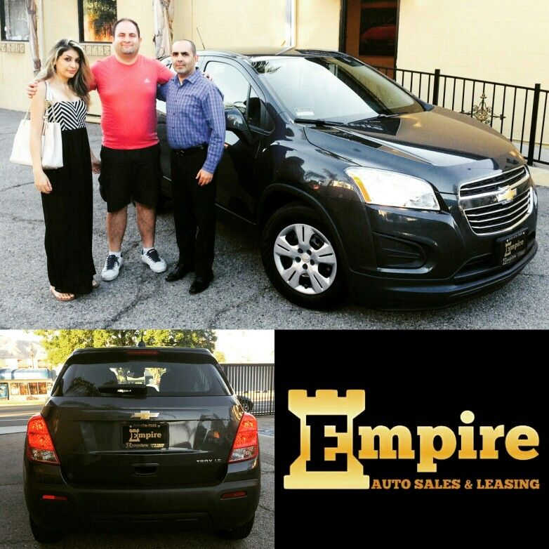 Congratulations Varaz On Your Brand Chevy Trax Enjoy Your New