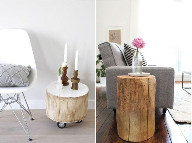 Todolufe 6 tronco madera decoracion muebleslufe - Troncos de madera para decorar ...