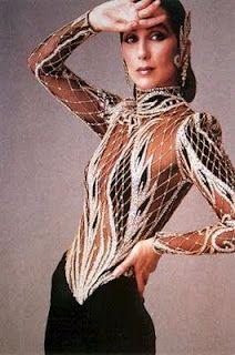 Cher modela para Vogue Usa#Cher