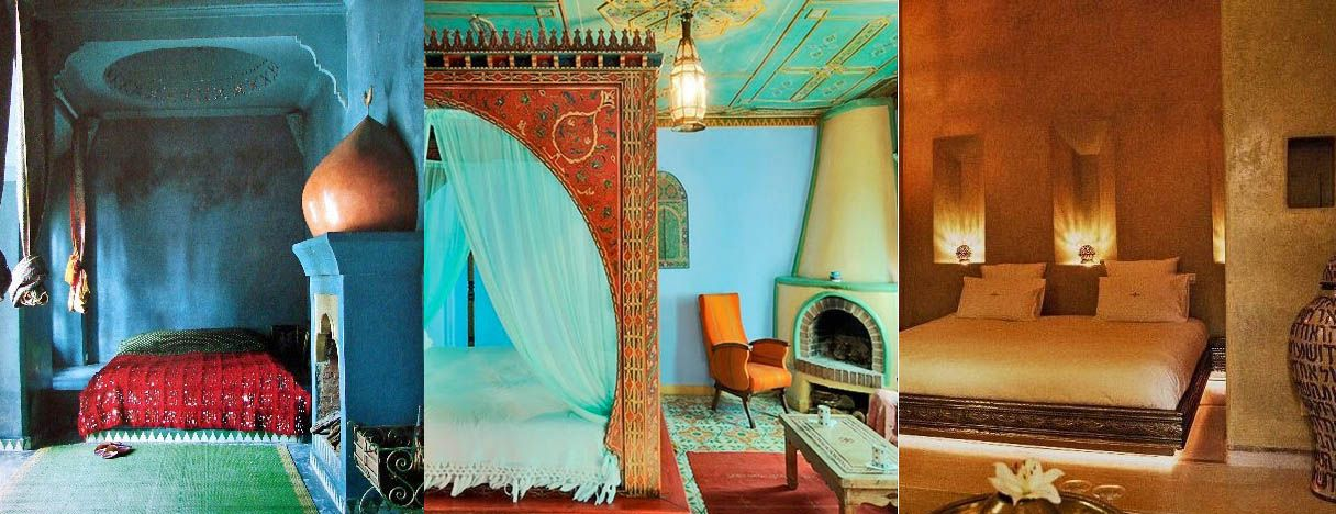 Moroccan Furniture Decor, Moorish lanterns & lamps, tile & architectural ceiling panels