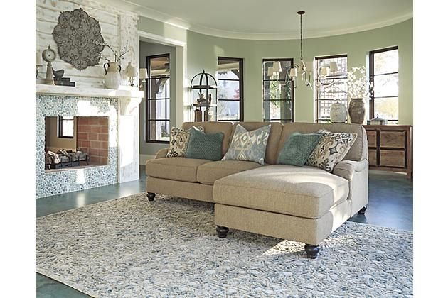 Julesburg 2 Piece Sectional Color Sand