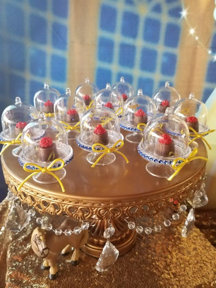 Beauty And The Beast Dessert Table With Images Beauty And The