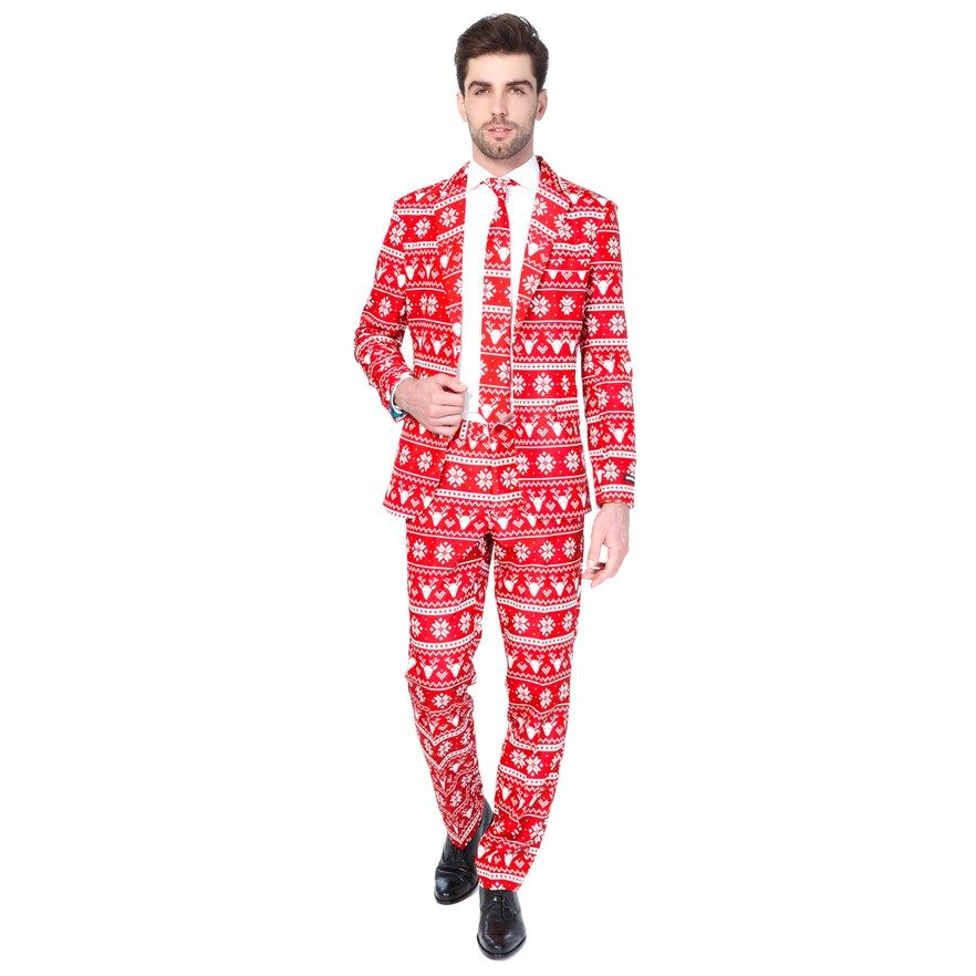 Suitmeister Fun Suits Includes Jacket Pants /& Tie