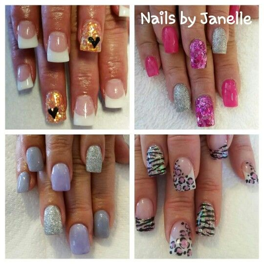 Having fun! #salonchicvalleysprings #nailsbyjanelle #salonchicboutique