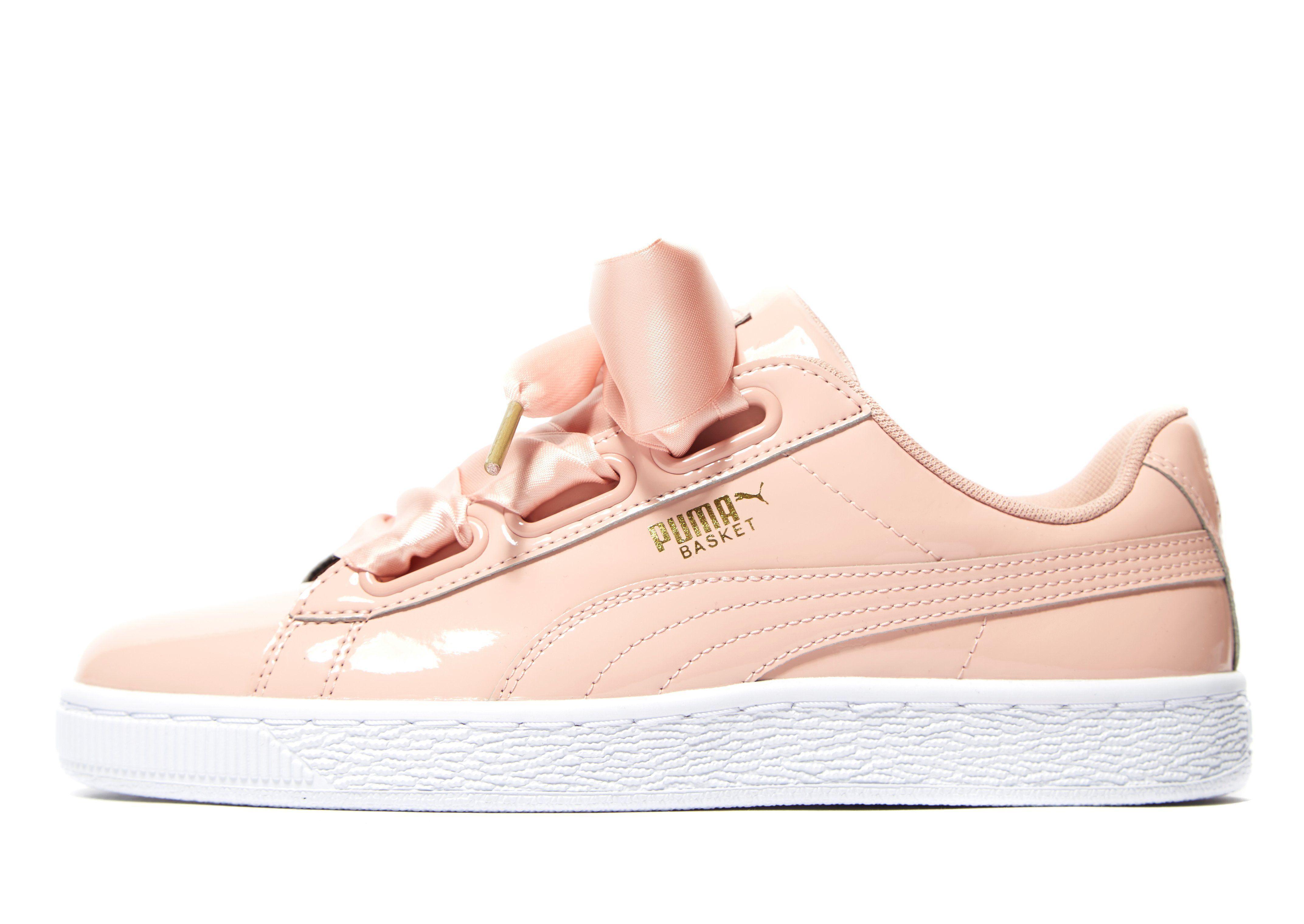 low priced f104e 1e41c PUMA Basket Heart Patent Women's | shopping - shoes | Puma ...