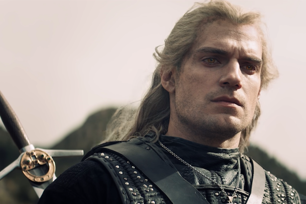 Henry Cavill As The Witcher S Geralt Is A Sight To Behold Henry Cavill The Witcher Geralt Of Rivia