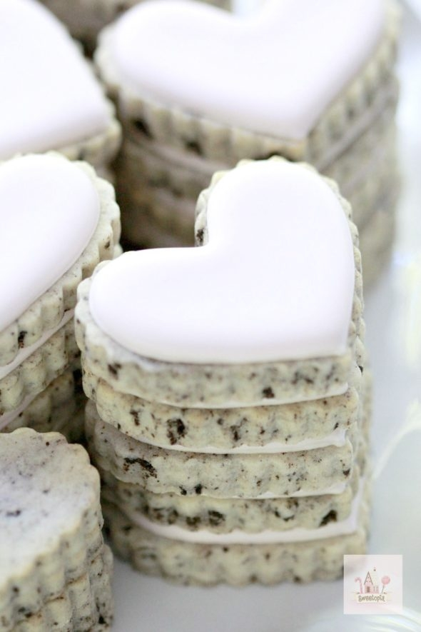 Cookies n' Cream Cut Out Cookie Recipe and a Question for You #sugarcookies